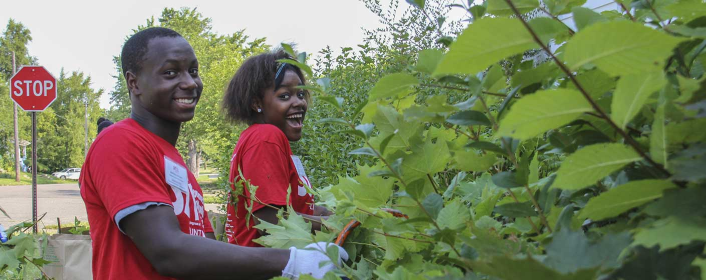 Things to Do in Flint, MI, Community Volunteer Photo - Flint & Genesee