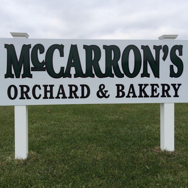 McCarron's Orchards & Bakery
