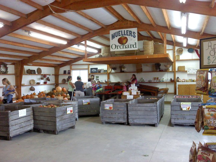 Mueller's Orchard & Cider Mill