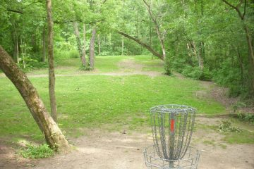 Goldenrod Disc Golf Course, Davison, Michigan