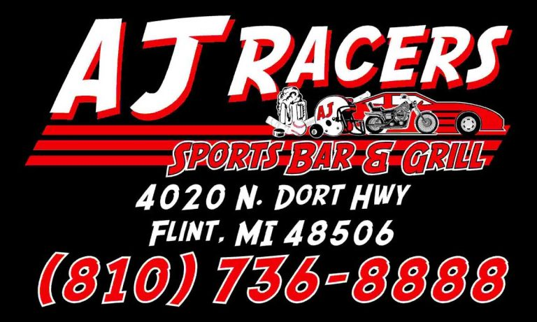 AJ Racers Sports Bar, Flint, Michigan