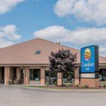 Comfort Inn, Grand Blanc, Michigan