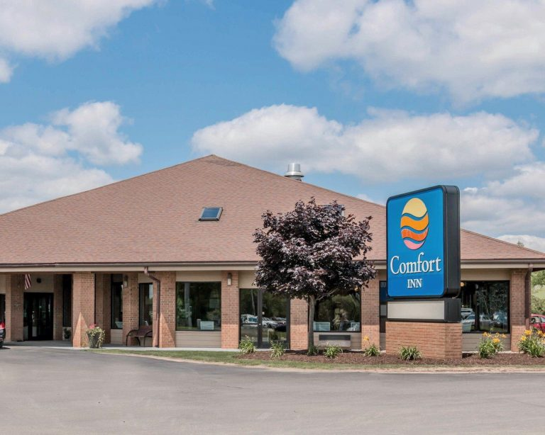 Comfort Inn, Grand Blanc, Michigan