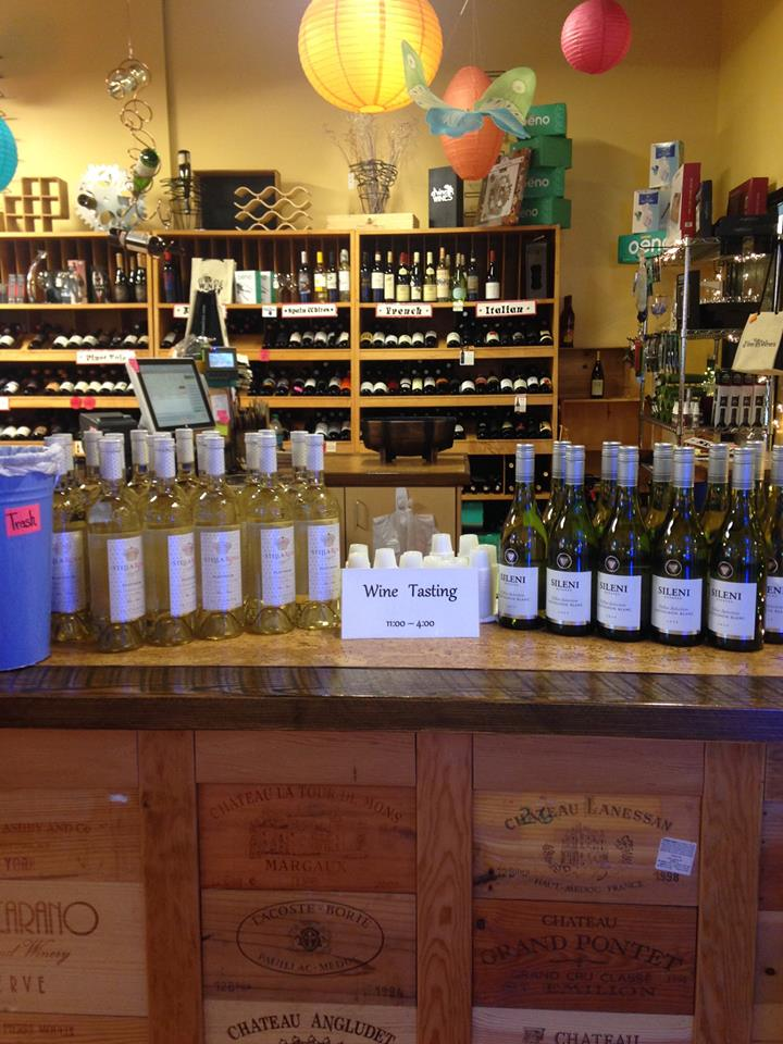 d'Vine Wines (located inside the Flint Farmers' Market)