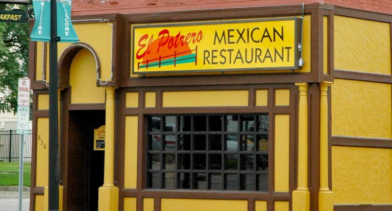 El Potrero, Downtown Flint, Michigan