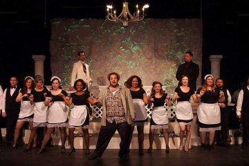 Flint Community Players, Flint, Michigan, photo by Jim Waite of show-shots.com