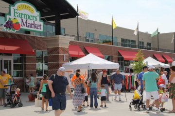 Flint Farmers' Market, Flint, Michigan