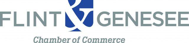Flint & Genesee Chamber of Commerce logo - horizontal
