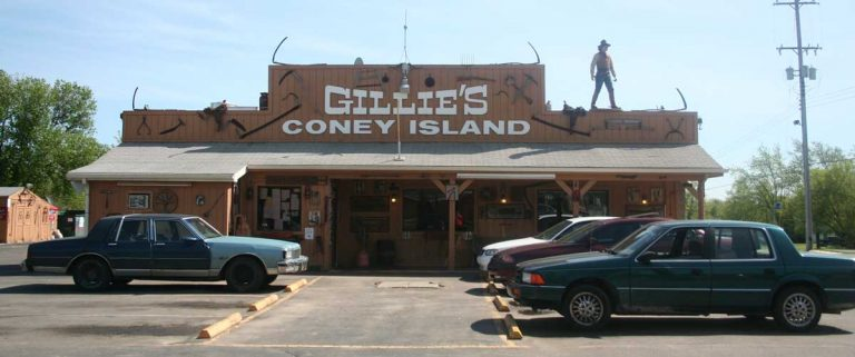Gillie's Coney Island, Mt. Morris, Michigan
