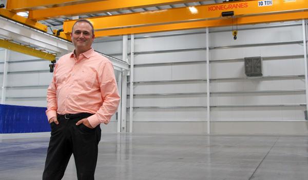 Business Development, Flint, MI, Matt Miller photo - Flint & Genesee