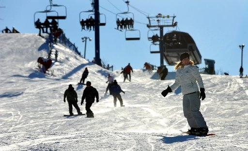 Mt. Holly Ski and Snowboard Resort, Holly, Michigan