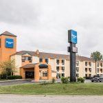 Rodeway Inn Airport - Flint MI Hotels, Rodeway Inn Airport, Flint, Michigan