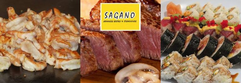 Sagano Japanese Bistro and Steakhouse, Flint, Michigan