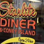 Starlite Diner and Coney Island, Flint, Michigan