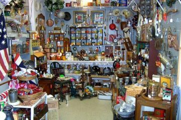 The Treasure Shack, Fenton, Michigan