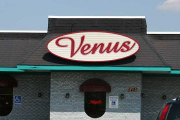 Venus Family Restaurant, Flint, Michigan