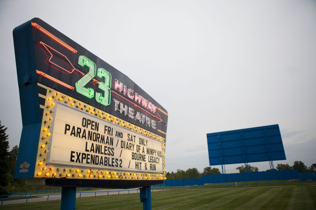 Opening Day: US 23 Drive-In Theater Opens for 2017 Season