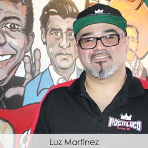 Luz Martinez, owner of Poco Loco
