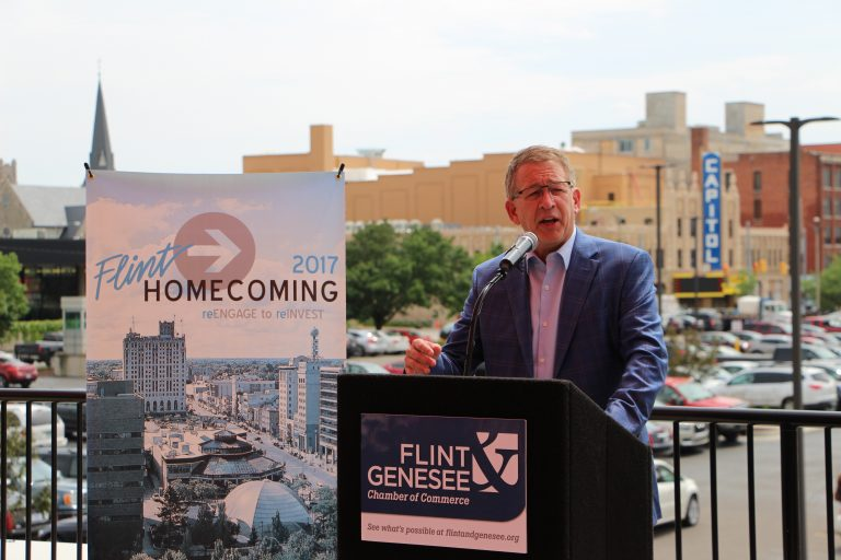 Flint Homecoming Recruits Region's Expatriates to Help Move Flint Forward