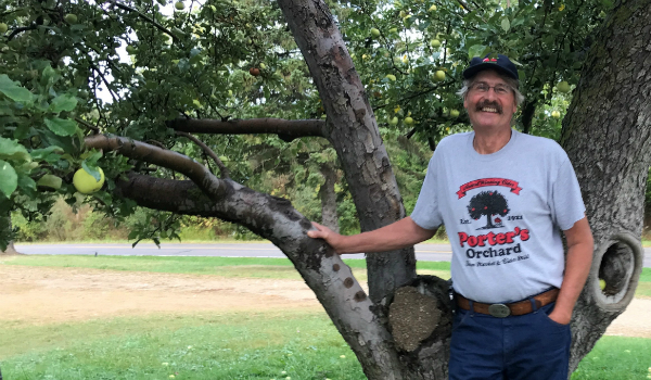 FACES of Flint & Genesee: Ray Porter of Porter's Orchard