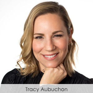 Tracy Aubuchon, owner Rejuv Ave.