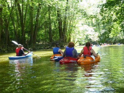 Three Fun Kayaking Themed Events to Attend this Weekend