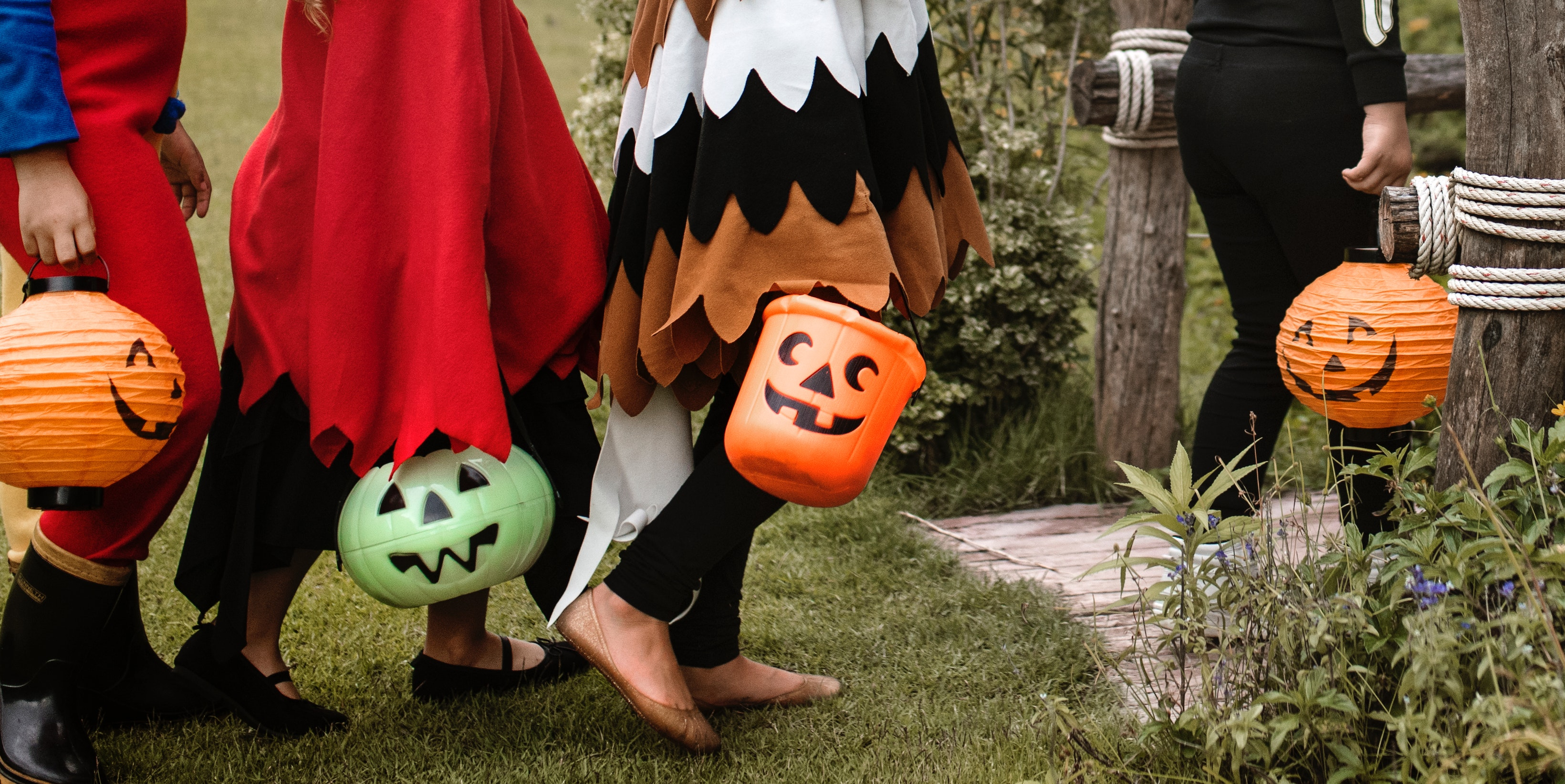 experience these family-friendly halloween events in flint & genesee