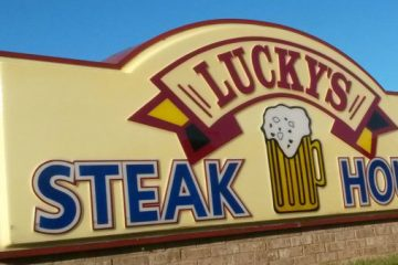 Lucky's Steakhouse, Fenton, Michigan
