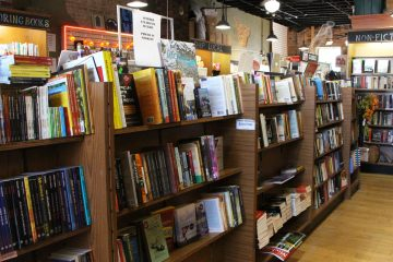 Fenton's Open Book, shopping, Fenton, Michigan