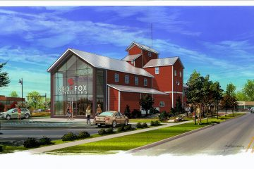 Red Fox Outfitters, shopping, Fenton, Michigan