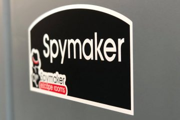 Spymaker Escape Rooms, indoor recreation, Flint Township, Michigan