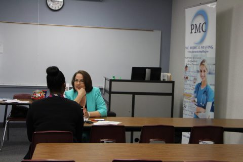Job Fair Brings Employers, Community Resources to Genesee Valley Center