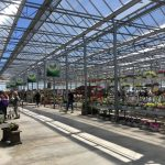 Bordine's of Grand Blanc is a greenhouse and garden center.