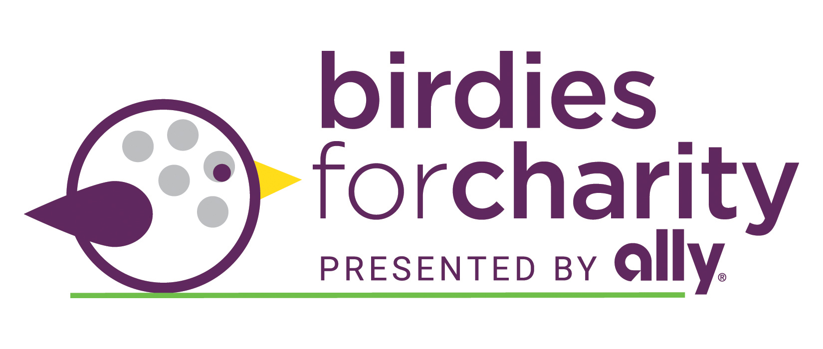Birdies for Charity logo
