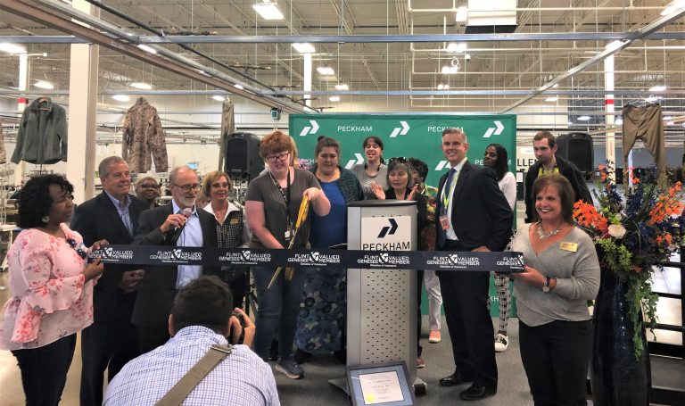 Peckham hosts community open house for new manufacturing facility