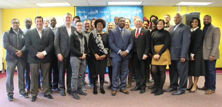 GM and Flint & Genesee Chamber announce Moving Flint Forward Small Business Grants recipients