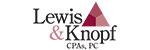 Lewis & Knopf logo
