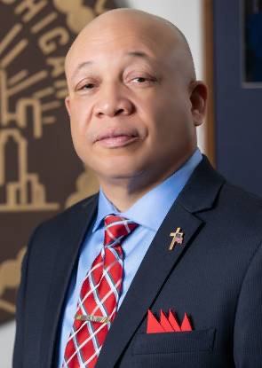 Sheldon Neeley, Mayor, City of Flint