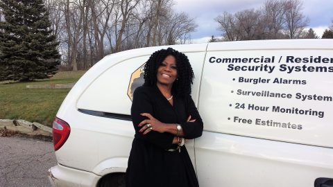 FACES of Flint & Genesee Business: Deborah Johnson, Citizens Statewide Security, Inc.
