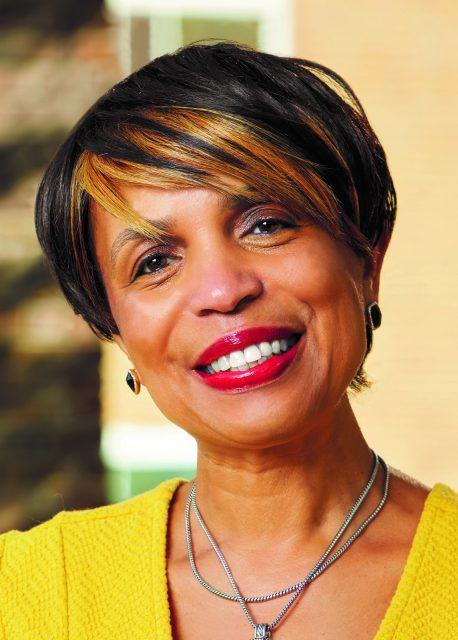 Dr. Beverly Walker-Griffea, President, Mott Community College