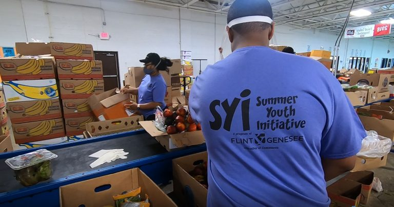 Summer Youth Initiative Prioritizes Safety as Teens Get to Work