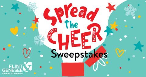 'Spread the Cheer' Sweepstakes Offers Businesses, Shoppers a Holiday Boost