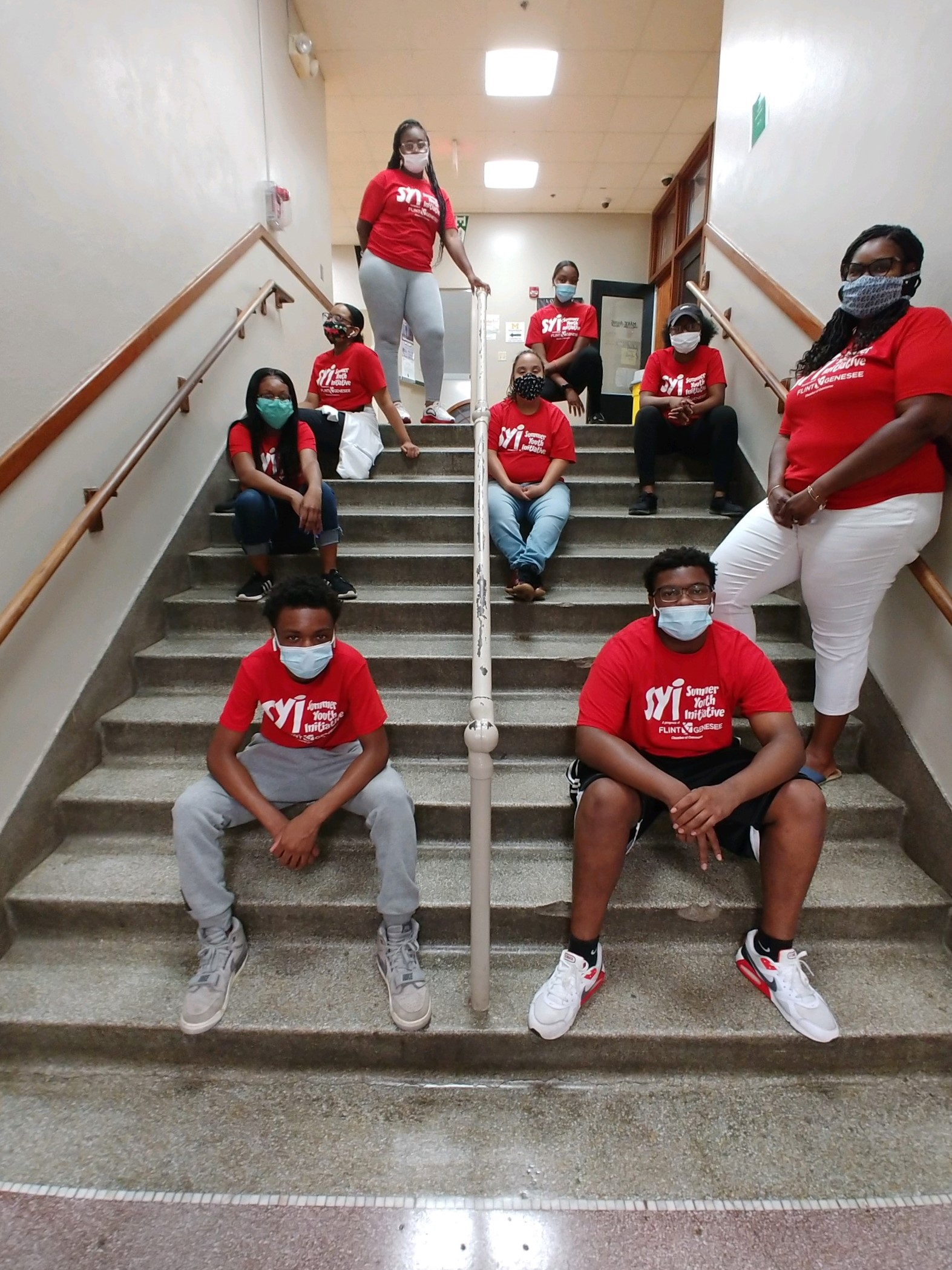 Summer Youth Initiative Flint Genesee Group