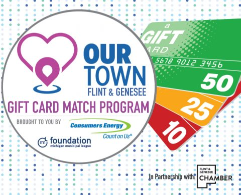 Round II of the 'Our Town' Gift Card Match Program kicks off today