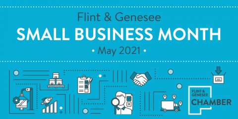 Flint & Genesee Chamber celebrates local small businesses all month long