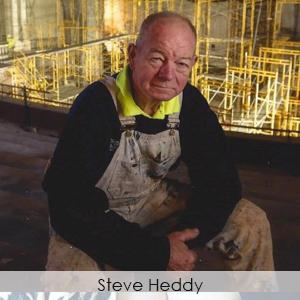 Steve Heddy