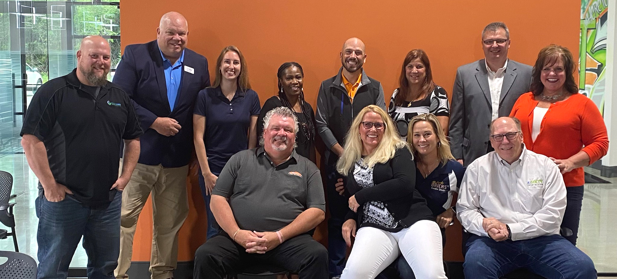 The 2018 Sales Lead Roundtable committee